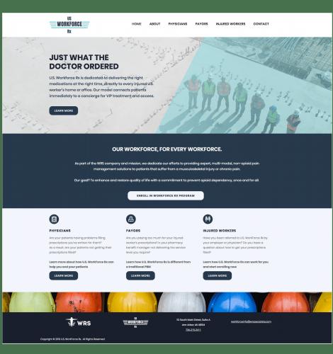 WFRx Homepage