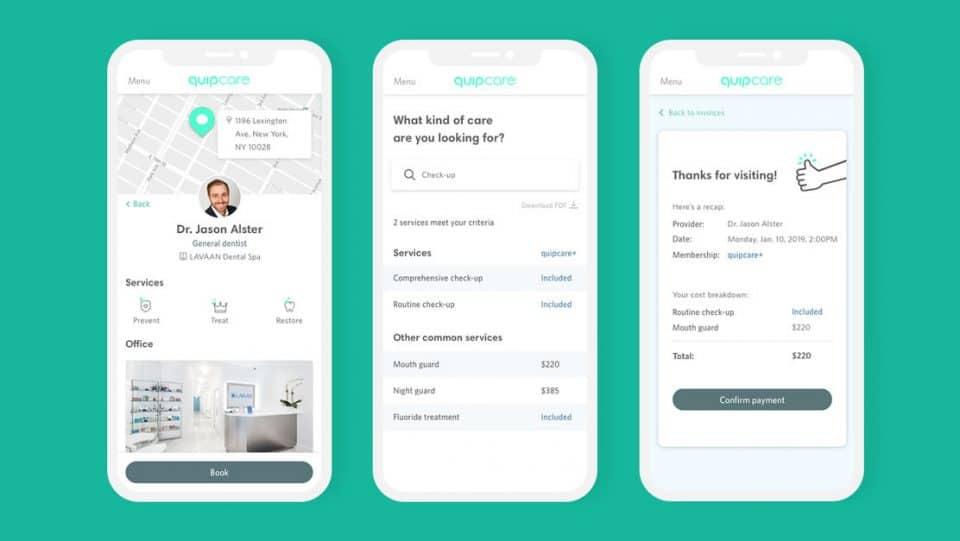 Quipcare App