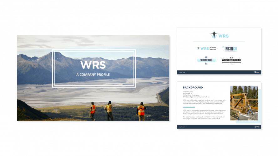 WRS Investor Deck