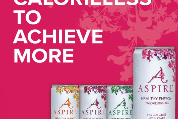 ASPIRE_Calorieless to Achieve More