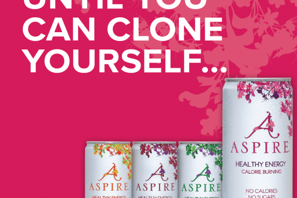 ASPIRE_Until You Can Clone Yourself