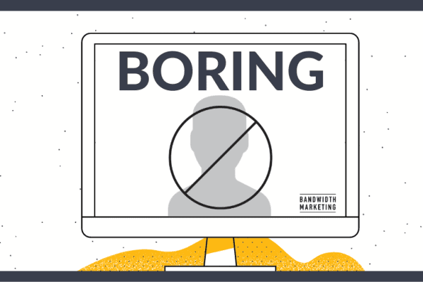 Boring Backgrounds Illustration